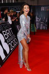 Michelle Keegan – BRIT Awards 2020