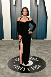 Michelle Rodriguez – Vanity Fair Oscar Party 2020