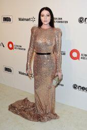 Michelle Trachtenberg – Elton John AIDS Foundation Oscar 2020 Viewing Party