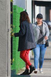 Mila Kunis - Running Errands in Beverly Hills 02/20/2020