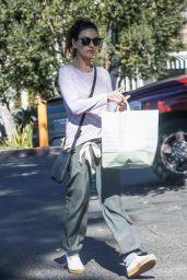 Mila Kunis - Shopping in Bel Air 02/26/2020