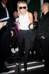 Miley Cyrus - Leaving the William Morris Endeavor Pre Oscar Party in Beverly Hills 02/07/2020