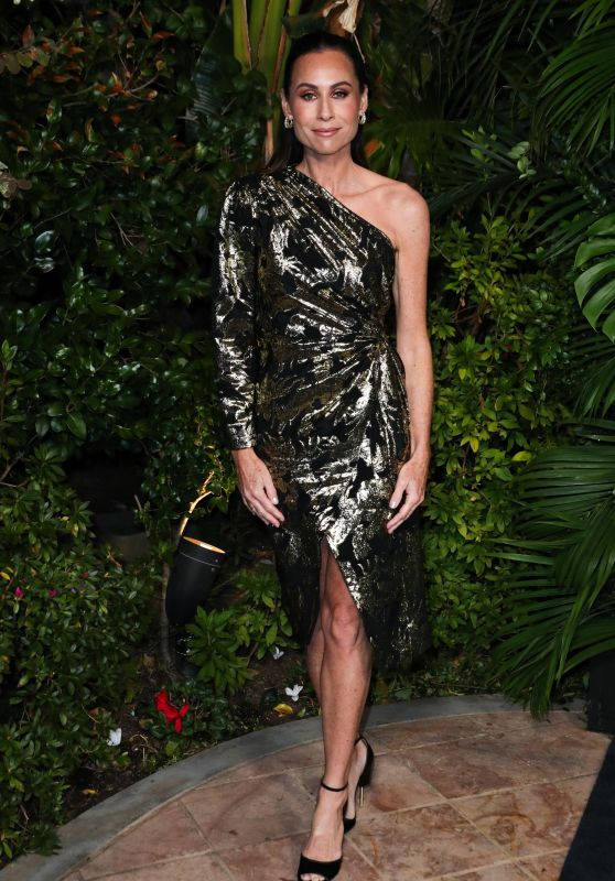 Minnie Driver – Charles Finch and Chanel Pre-Oscar Awards 2020 Dinner