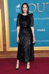 "Mishel Prada – ""Outlander"" TV Show Season 5 Premiere in LA"
