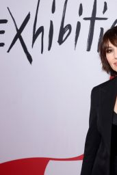 Monica Bellucci – L'Exibition[niste] by Christian Louboutin Opening in Paris 02/24/2020