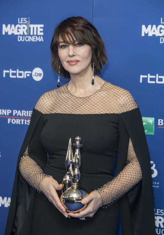 Monica Bellucci - Les Magritte du cinéma 2020
