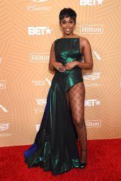 Nafessa Williams - American Black Film Festival Honors in LA 02/23/2020