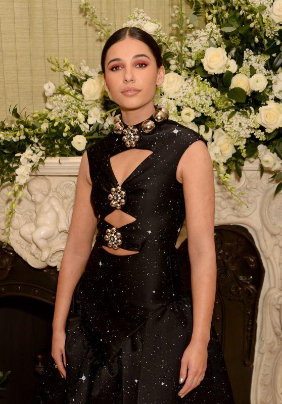 Naomi Scott – BAFTA Vogue x Tiffany Fashion and Film Afterparty 02/2/2020
