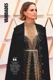 Natalie Portman - Vanidades Magazine México 02/29/2020 Issue