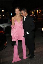 Natasha Poly – Arrives at the Harper's Bazaar Party in Paris 02/26/2020