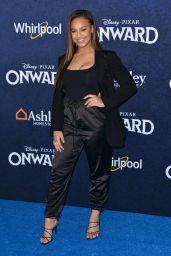 "Nia Sioux – ""Onward"" Premiere in Hollywood"