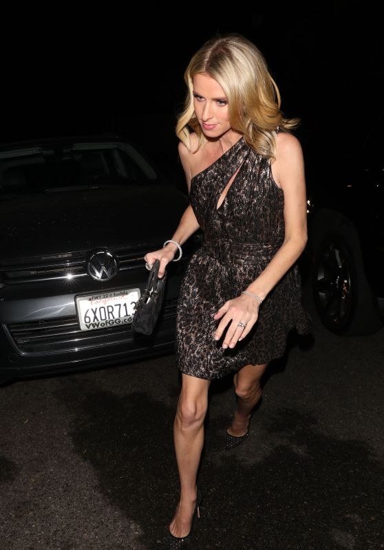 Nicky Hilton – Arrives at Paris Hilton's 39th Birthday Party in LA