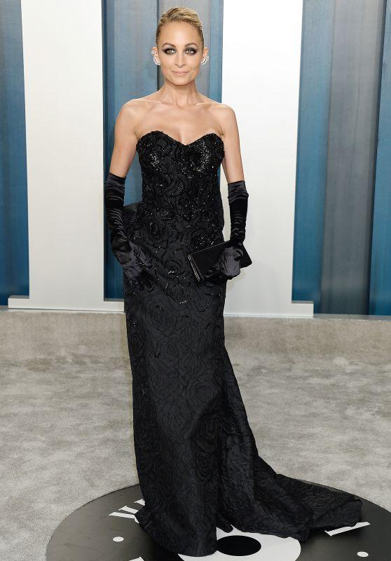 Nicole Richie – Vanity Fair Oscar Party 2020