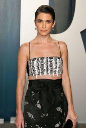 Nikki Reed – Vanity Fair Oscar Party 2020