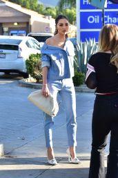 Olivia Culpo is Stylish - LA 02/12/2020