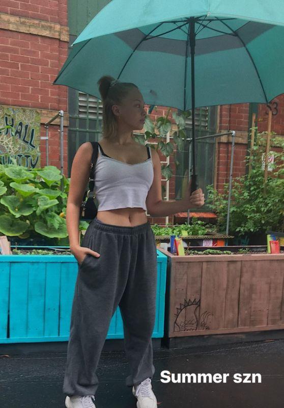 Olivia Deeble - Social Media 02/18/2020