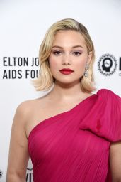 Olivia Holt – Elton John AIDS Foundation Oscar 2020 Viewing Party
