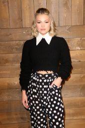 Olivia Holt – Michael Kors Fashion Show in NY 02/12/2020