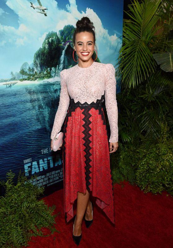 "Parisa Fitz-Henley – ""Fantasy Island"" Premiere in Century City"