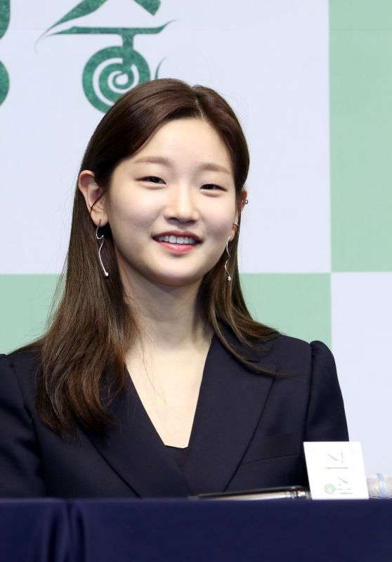 Park So Dam & Cho Yeo Jeong - Press Conference in Seoul 02/19/2020