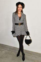 Patricia Contreras - Elie Saab Show at Paris Fashion Week 02/29/2020
