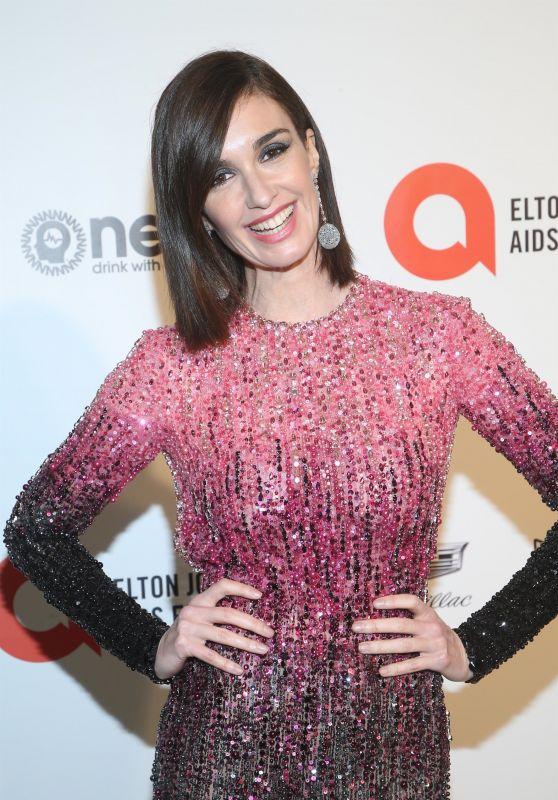 Paz Vega – Elton John AIDS Foundation Oscar 2020 Viewing Party