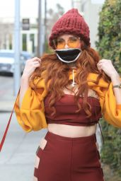 Phoebe Price - Out in Beverly Hills 02/27/2020
