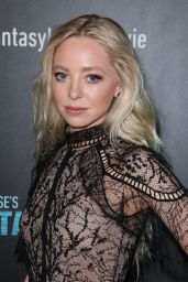 "Portia Doubleday – ""Fantasy Island"" Premiere in Century City"