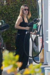 Rachel Bilson – Fuels Up at a Gas Station in LA 02/19/2020