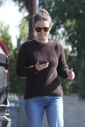 Rachel Bilson - Out in Pasadena 02/14/2020