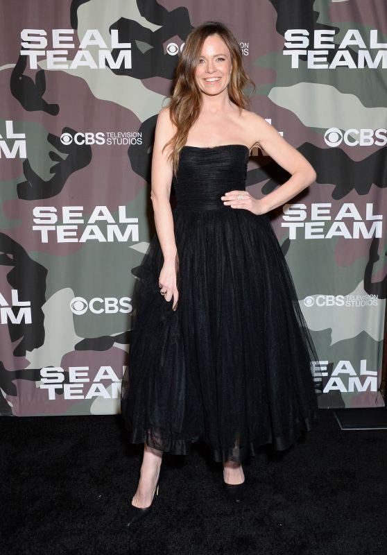 "Rachel Boston – ""SEAL Team"" TV Show Premiere in LA"