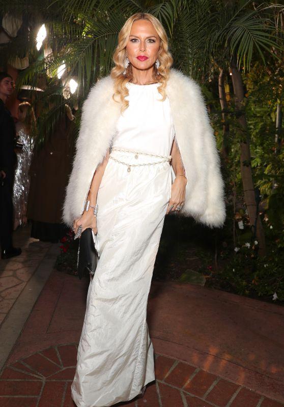 Rachel Zoe – Charles Finch and Chanel Pre-Oscar Awards 2020 Dinner