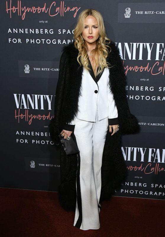 """Rachel Zoe - """"Vanity Fair: Hollywood Calling"""" Exhibition LA"""