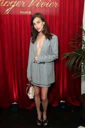 """Rainey Qualley – Roger Vivier Dinner to Celebrate the Release of """"Abrachshoes"""""""