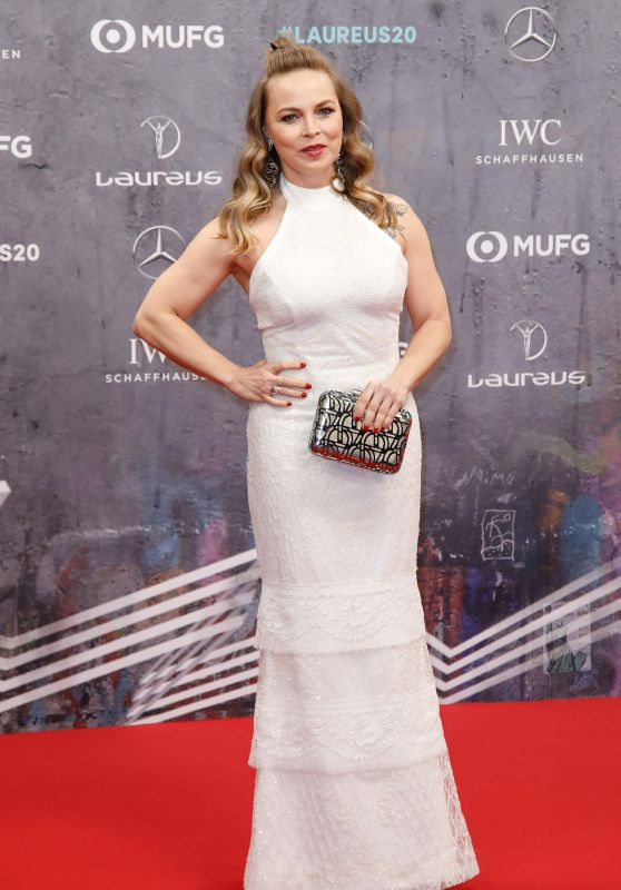 Regina Halmich – Laureus Sports Awards 2020
