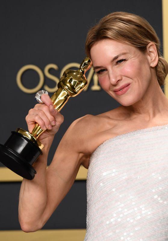 Renée Zellweger – Oscars 2020