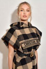 Romee Strijd – Dior Show at Paris Fashion Week 02/25/2020