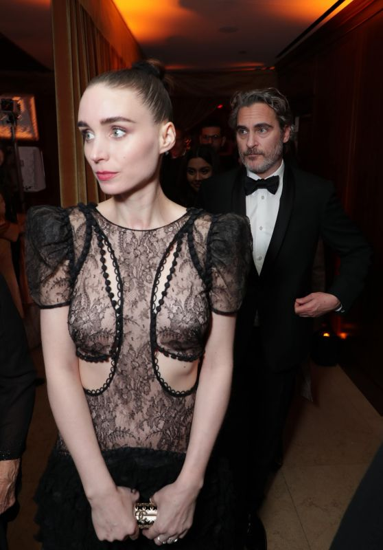 Rooney Mara – Warner Bros Oscar Party 2020