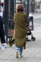 Rose Leslie - Listening to Music in London 03/02/2020