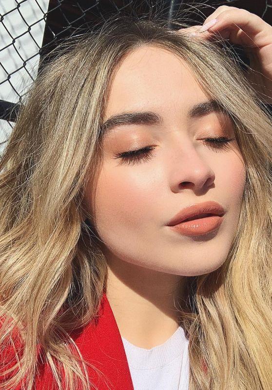 Sabrina Carpenter - Social Media 02/03/2020