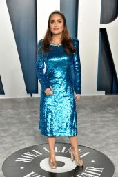 Salma Hayek – Vanity Fair Oscar Party 2020