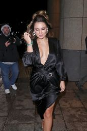Sam Faiers – Arrive at the Sony BRIT Awards 2020 After-Party