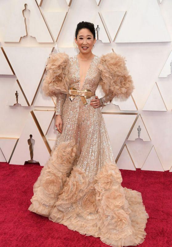 Sandra Ohs – Oscars 2020 Red Carpet
