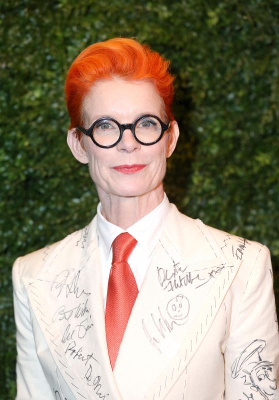 Sandy Powell – Charles Finch and Chanel Pre-BAFTA Party 02/01/2020