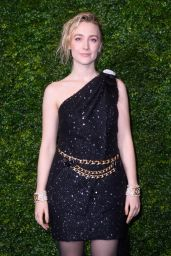 Saoirse Ronan – Charles Finch and Chanel Pre-BAFTA Party 02/01/2020