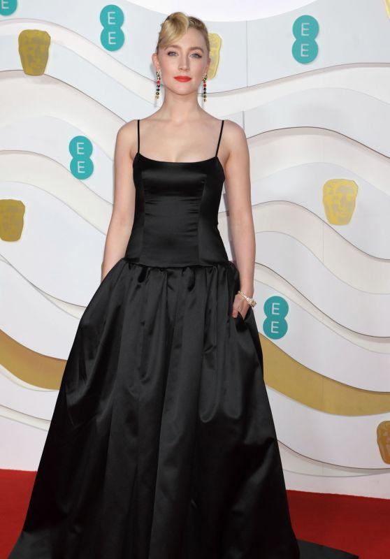 Saoirse Ronan – EE British Academy Film Awards 2020