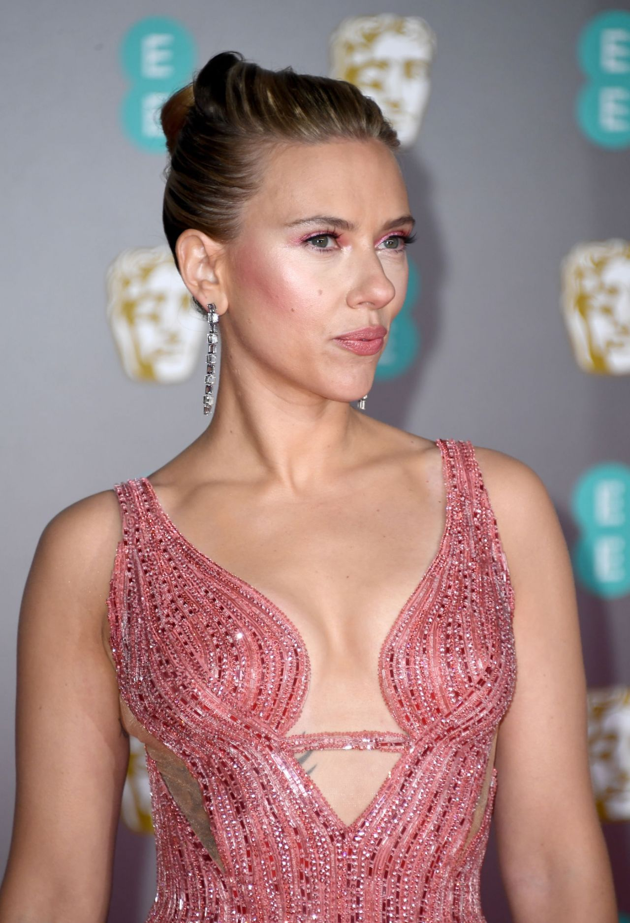 Scarlett Johansson – EE British Academy Film Awards 2020