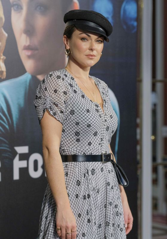 "Serinda Swan - ""La Forense"" (Coroner) Season 2 Premiere in Madrid"