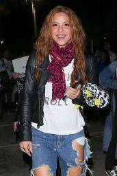Shakira - Leaving Super Bowl 2020 in Miami 02/02/2020