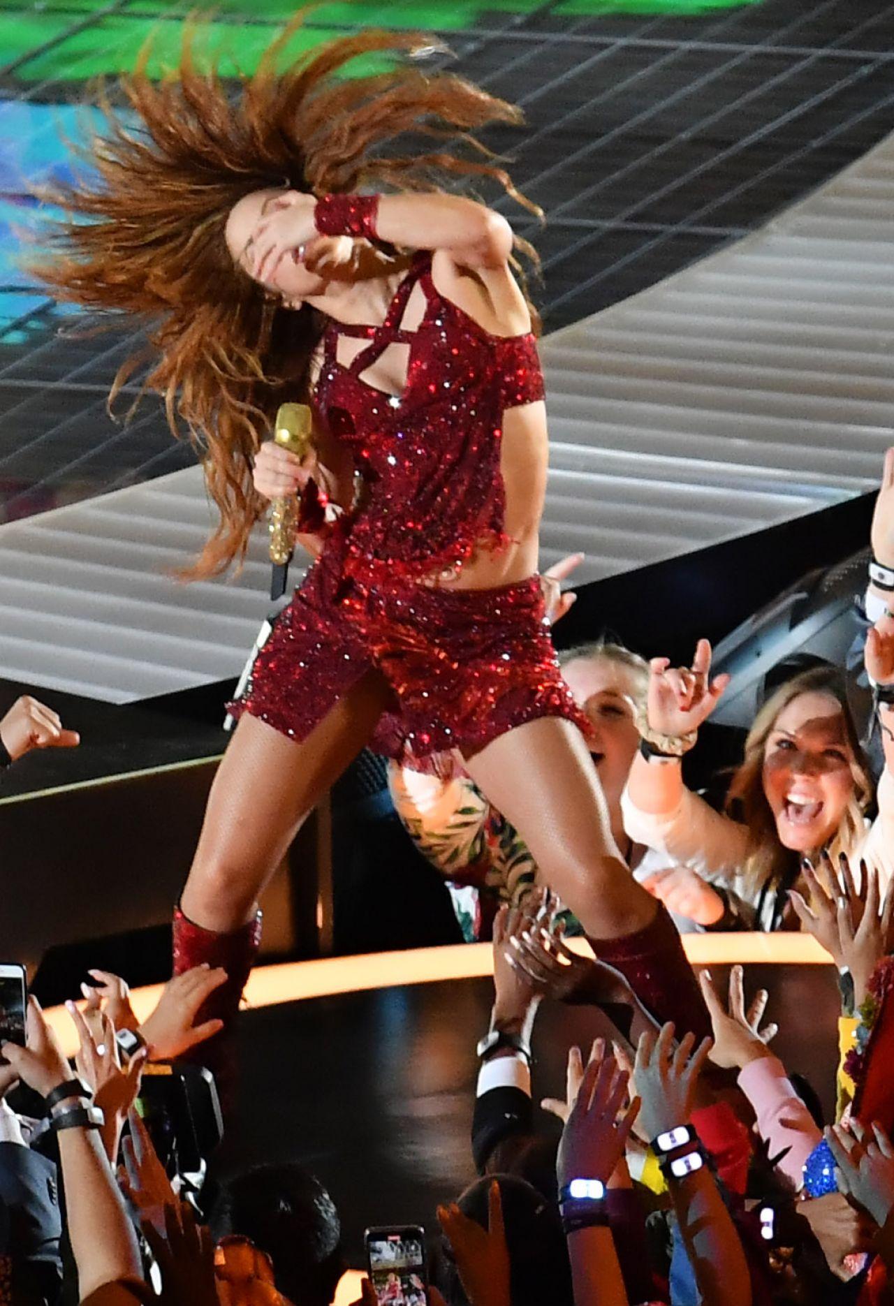Super Bowl Shakira